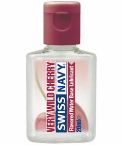 Swiss Navy Very Wild Cherry Lubricant 20ml