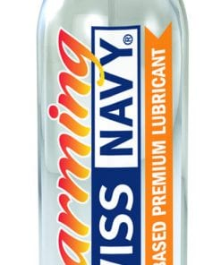 Swiss Navy Warming Lubricant 4oz/118ml