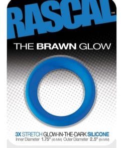 The Brawn Cockring Glow Blue