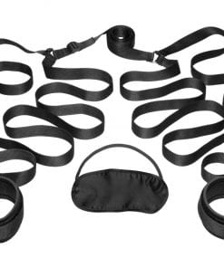 Bedroom Restraint Kit Black