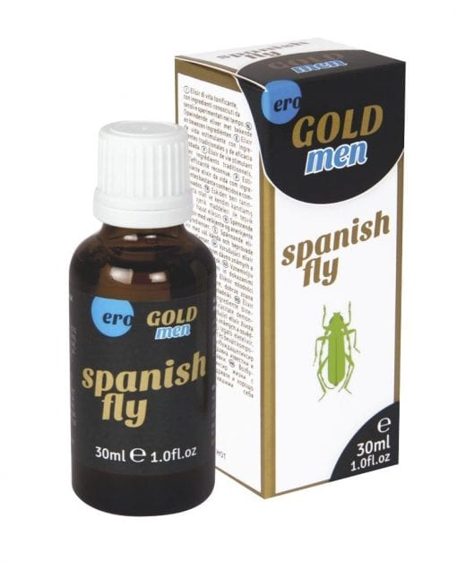 Spanish Fly Gold Men Drops 30ml
