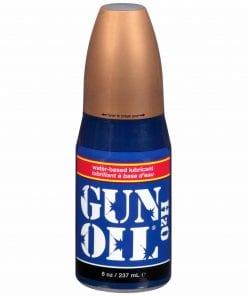 Gun Oil H2O 8oz/240ml Flip Top Bottle