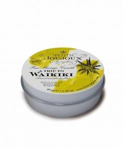 Petits JouJoux Massage Candle Waikiki 43ml