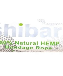 Shibari Rope 100% Natural Hemp 5m
