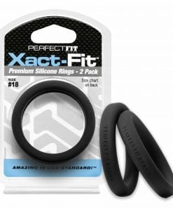 Xact-Fit #18 1.8in 2-Pack