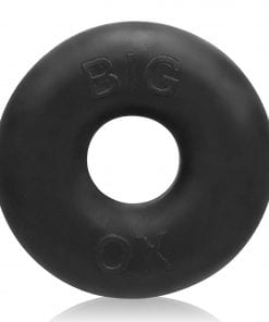 Big Ox Cockring Black Ice