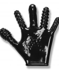 Finger Fuck Glove Black