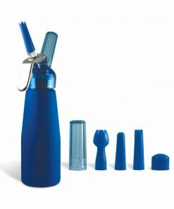 Special Blue 1 Pint Whip Cream Dispenser Blue