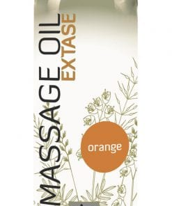 Shiatsu Massage Oil Orange 250ml