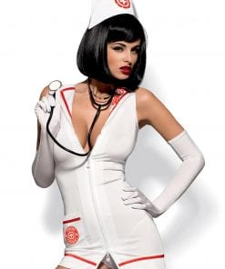 Emergency Dress And Stethoscope