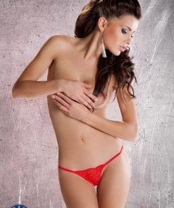 Micro Thong 8 Red