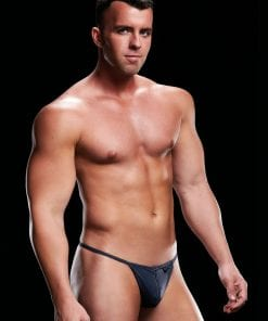 Low Rise G String Navy