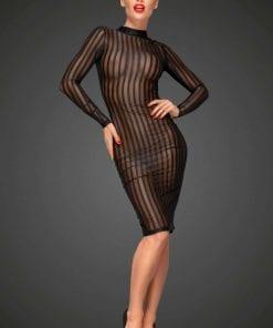 Classic Elastic Tulle Dress