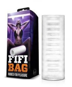 X5 Men Fifi Bag Clear