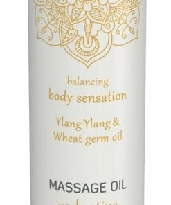 Shiatsu Massage Oil Seductive Ylang Ylang And Wheat Germ Oil 100ml