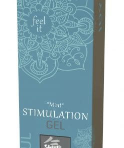 Shiatsu Stimulation Gel Mint 30ml