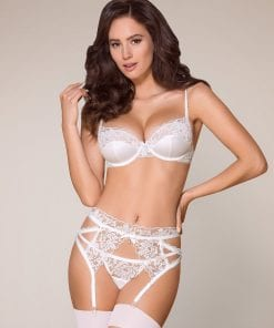 Elegant 3 Pc Set White