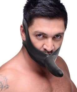 Face Fuk Strap On Mouth Gag