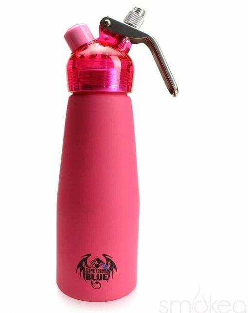 Special Blue 1 Pint Whip Cream Dispenser Pink