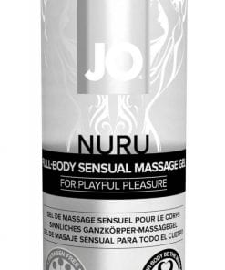 JO Nuru Massage Gel - Fragrance Free - Massage 8 Oz / 240 ml