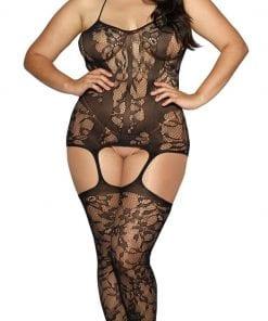 Bodystocking Dress