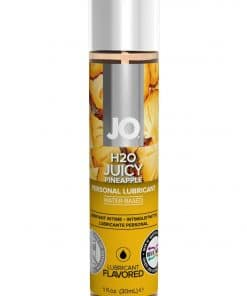 JO H2O Flavored 1 Oz / 30 ml Juicy Pineapple (T)