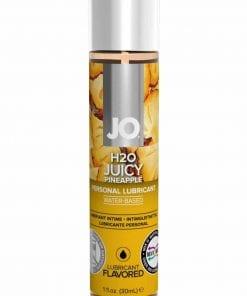 JO H2O Flavored 1 Oz / 30 ml Juicy Pineapple (T)