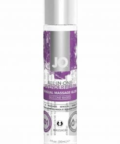 JO Massage Glide 1 Oz / 30 ml Lavender (T)