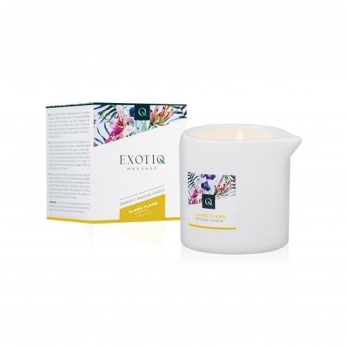 Exotiq Massage Candle Ylang Ylang 60g