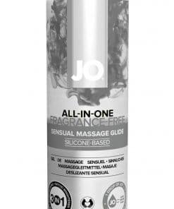 JO Massage Glide Unscented 4 Oz / 120 ml