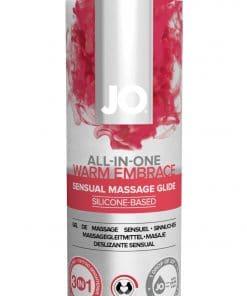 JO Massage Glide Warming 4 Oz / 120 ml