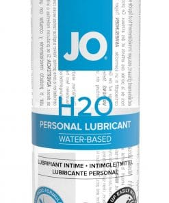 JO H2O Warming 8 Oz / 240 ml