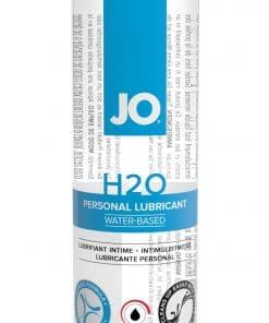 JO H2O Warming 4 Oz / 120 ml