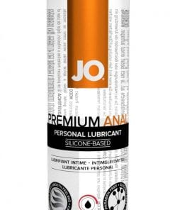 JO Anal Premium Warming 4 Oz / 120 ml (D)