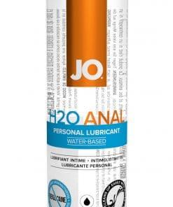 JO Anal H2O 4 Oz / 120 ml