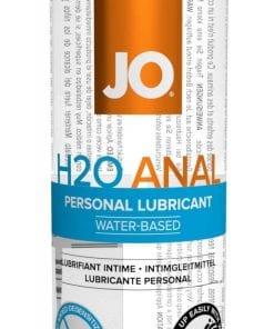 JO Anal H2O 8 Oz / 240 ml