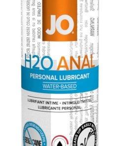JO Anal H2O Warming 2 Oz / 60 ml