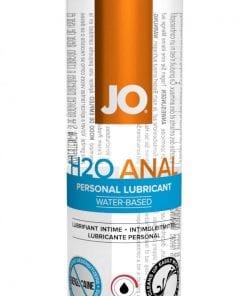 JO Anal H2O Warming 4 Oz / 120 ml