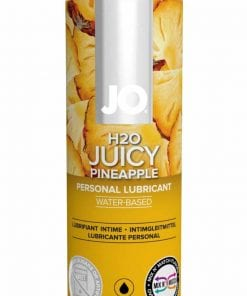 JO H2O Flavored Juicy Pineapple 4 Oz / 120 ml