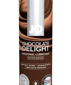 JO H2O Flavored Chocolate Delight 4 Oz / 120 ml