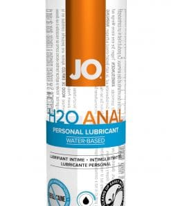 JO Anal H2O Cool  4 Oz / 120 ml