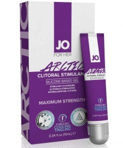 JO Clitoral Gel Tingling G-spot Arctic 0.34 Oz / 10 ml