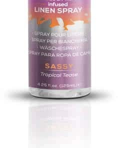 Dona Linen Spray Sassy Aroma: Tropical Tease 4oz (D)
