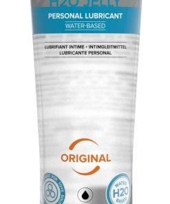 JO H2O Jelly - Original - Lubricant 4 Oz / 120 ml (T)