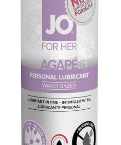 JO Agape Lubricant Warming 2 Oz / 60 ml