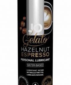 JO Gelato - Hazelnut Espresso 4 Oz / 120 ml