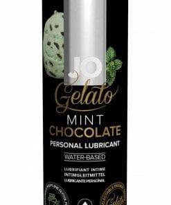 JO Gelato - Mint Chocolate 4 Oz / 120 ml
