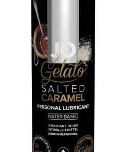 JO Gelato - Salted Caramel 4 Oz / 120 ml
