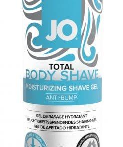 JO Total Body Anti-Bump Shaving Gel Fragrance Free 8 Oz / 240 ml
