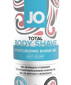 JO Total Body Anti-Bump Shaving Gel Citrus Burst 8 Oz / 240 ml (N)